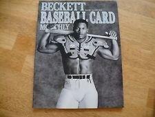 'Beckett Baseball Card Monthly' Jun '90 #63