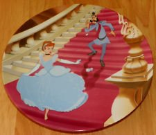 'At The Stroke Of Midnight' Disney Knowels Plate