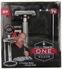 Micro Touch Safety Razor