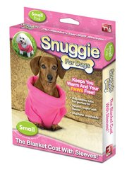 'Snuggie for Dogs' Pink