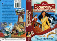Pocahontas II Journey To A New World