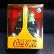 'Coca-Cola Salt and Pepper Shaker Set'