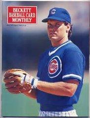 'Beckett Baseball Card Monthly' Aug '90 #65