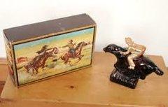 Avon 'the Pony Express' Decanter