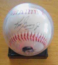'Ken Griffey Jr.' Signed Autographed Baseball