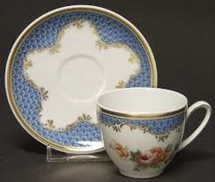 Hutschenreuther Demitasse Tea Cup and Saucer