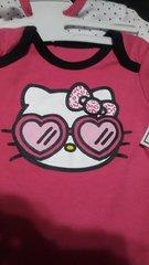 'Girls Hello Kitty Bodysuit' 0-3mos
