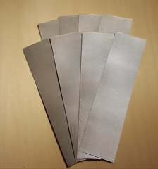 Corrugated Material Roofing/Siding HO Scale Bulk 50 pc Pkg
