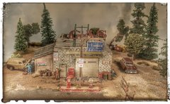 Goobers Garage HO Scale Craftsman Kit Pre Sale !!