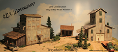 Traynham Distillery Limited Edition Only 50 Will Be Produced ! Sold Out !!