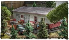 Freight Depot HO Scale
