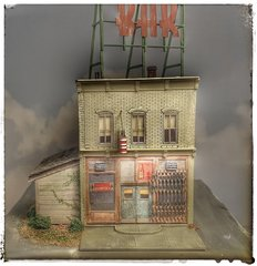 Blue Slipper Tavern Ho Scale