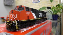 Scaletrains Rivet Counter Ho Scale (2nd Release) ET44AC Canadian National DCC Ready *Pre-order*