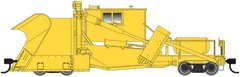 Walthers Proto Ho Scale Jordan Spreader Painted, Unlettered (yellow) *Pre-order*