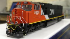 Athearn Genesis Ho Scale SD70I CN DCC Ready