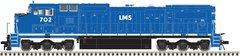 Atlas Ho Scale Dash8-40CW LMS DCC Ready *Pre-Order*