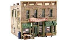 Woodland Scenics HO Scale Fresh Market Building Kit