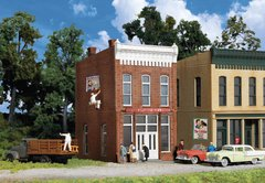 Walthers Cornerstone HO Scale Midtown Appliance Sales & Service