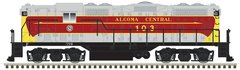 Atlas Ho Scale Algoma Central GP7 DCC W/ Sound *Pre-order*