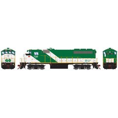 Athearn Genesis Ho Scale GO Transit GP 40-2W DCC & Sound *Special Order*