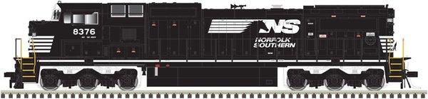 Atlas Ho Scale Dash8-40CW Norfolk Southern DCC Ready *Pre-Order*