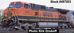 Intermountain Railway Ho Scale C44-9W (Dash 9) BNSF Heritage DCC NON - Sound *Pre-Order