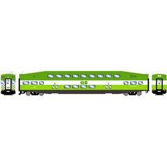 Athearn RTR Bombardier Modern Paint Scheme GO Transit Cab Car