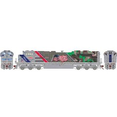 Athearn Genesis Ho Scale SD70ACe UP (Spirit of Union Pacific) DCC & Sound *Pre-order*