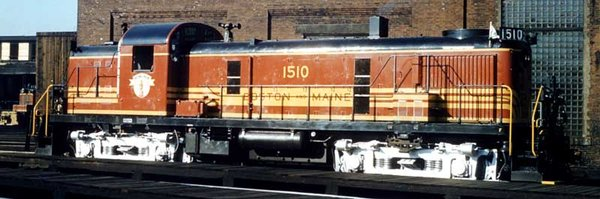 Bowser HO Scale RS-3 Boston & Maine DCC Ready *Pre-order*