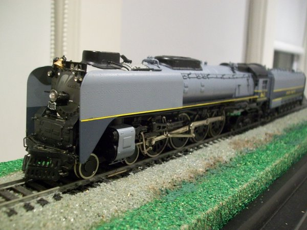 Westside Models Union Pacific 4-8-4 FEF-3 Union Pacific #843