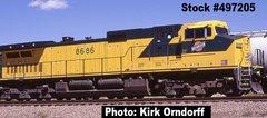 Intermountain Railway Ho Scale C44-9W (Dash 9) Chicago & Northwestern DCC W/Sound *Pre-Order