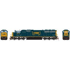 Athearn Genesis Ho Scale SD60I CSX DCC Ready *Pre-order*