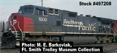 Intermountain Railway Ho Scale C44-9W (Dash 9) Southern Pacific DCC W/Sound *Pre-Order