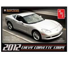 AMT 1/25 Scale 2012 Corvette Coupe