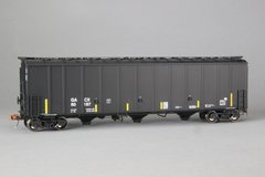"Ho Scale Scaletrains Rivet Counter GACX Thrall 5750 ""1980's Version"" Carbon Black Hoppers"