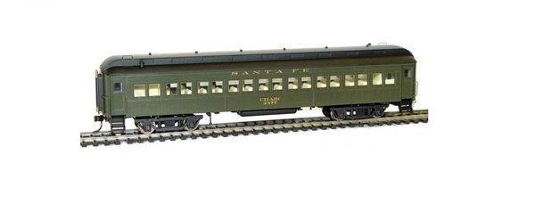 Rivarossi Coach 60FT - Santa Fe - Car #3377