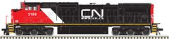 Atlas Ho Scale Dash8-40CW Canadian National DCC Ready *Pre-Order*