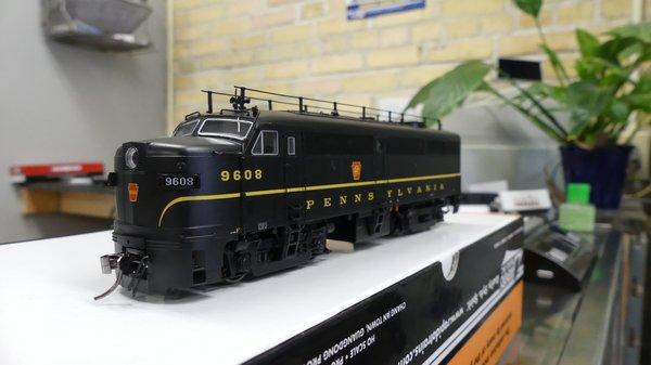 Rapido Ho Scale FA-2 Pennsylvania DCC W/Sound