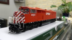 Bowser HO Scale Canadian Pacific GMD SD-40-2F DCC Ready W/ Ditch Lights, No Port Hole