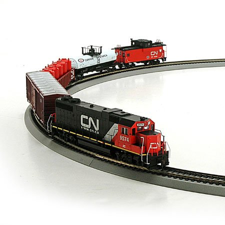 Athearn/Roundhouse Ho Scale Iron Horse CN Train Set