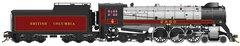 Rapido Ho Scale Royal Hudson British Columbia Railway CLASS H1e DCC Ready *Pre-order*