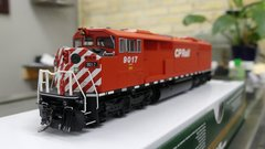Bowser HO Scale Canadian Pacific GMD SD-40-2F DCC W/ Loksound, Ditch Lights, Port Hole & Sill Dashes