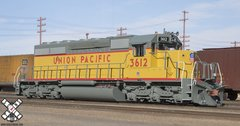 Scaletrains Rivet Counter Ho Scale SD40-2 Union Pacific Mid -80's Repaints DCC & Sound *Pre-order*
