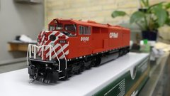Bowser Ho Scale (2nd Run) SD40-2F CP Rail Round Port Hole & Sill Dots W/Ditchlights DCC & Sound *Pre-order*