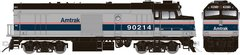 "Rapido Ho Scale Amtrak ""Cabbage"" NPCU Ph. IV W/Lok Sound& Ditchlights *Pre-Order*"