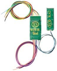 TCS WOW101 Sound EMD/GE Decoder W/ Keep Alive