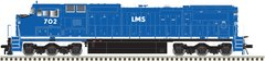 Atlas Ho Scale Dash8-40CW LMS DCC W/Sound *Pre-Order*