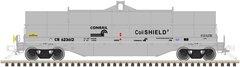 Atlas Ho Scale 42' Coil Steel Cars Conrail Coilshield 2