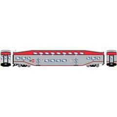 Athearn RTR Bombardier CalTrain Coach #221