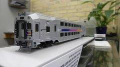 Atlas Ho Scale NJ Transit Multi-Level Cab Car
